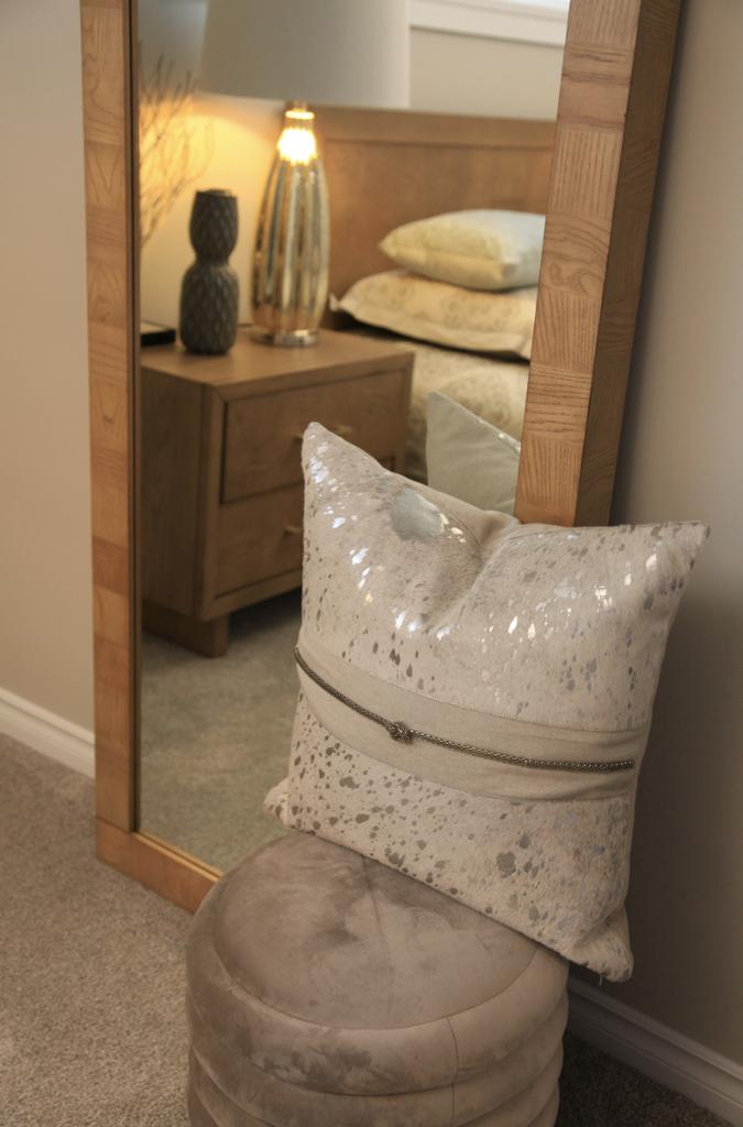 Palliser Annex Floor Mirror By Sarah Richardson