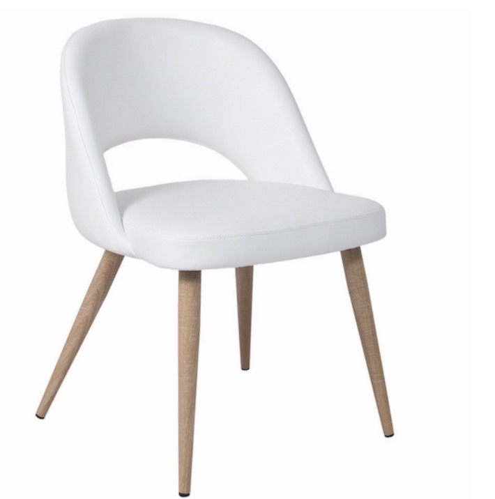 Style in Form Turner Chair - White