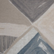 Van Gogh Cube Bench in Picasso Desert Gr 16 Fabric