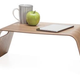 Torre & Tagus Kento Curve Wooden Breakfast Tray