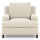 EQ3 Blanche Chair - Houndstooth Wren Fabric - Gr 40
