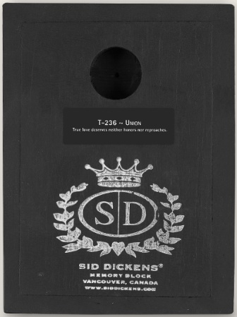 Sid Dickens Union