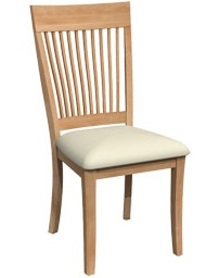 Bermex Bermex Chair with webbing F-138 W/S Charcoal 049