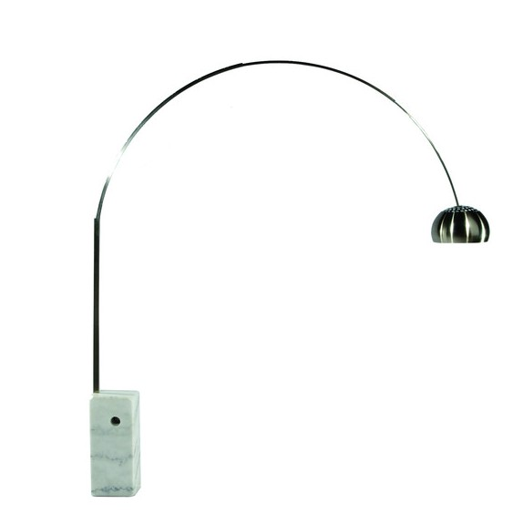 Mobital ARC LAMP - WH BASE