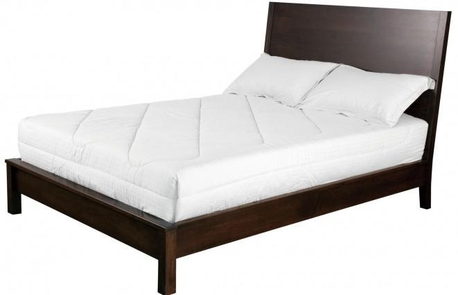 Woodworks Newport Low Profile Queen Bed