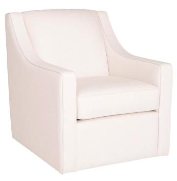 Van Gogh Jenna Swivel Chair <br /> Floor Model: Jarvis Matter