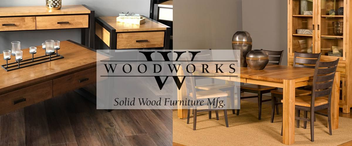 Solid Wood Furniture made in BC