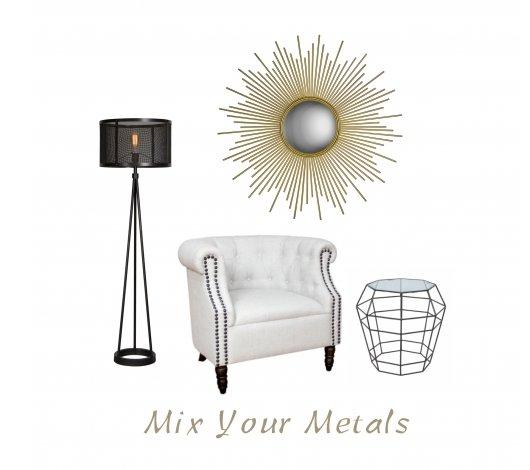 Mix Your Metals