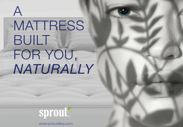 Sprout Mattresses:  Your Natural Bed Alternative