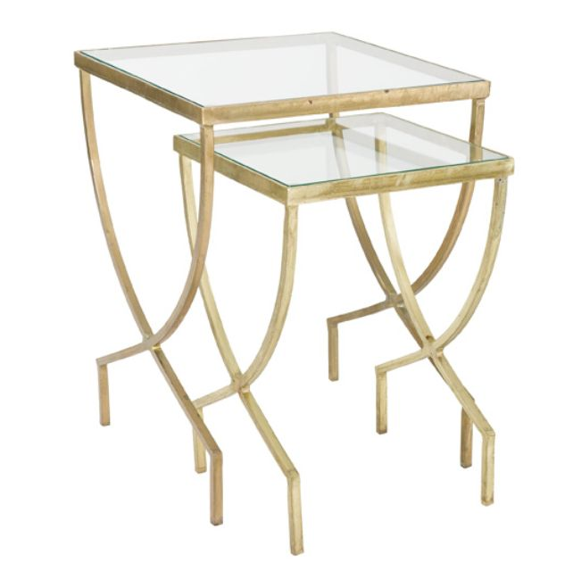 The Goods Althea Nesting Table