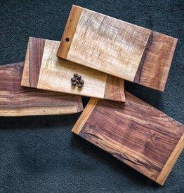 NESW Smaller Cutting Board w/ feet