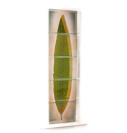 Elin Christopherson Glass Reflect- Tangerine Laurel