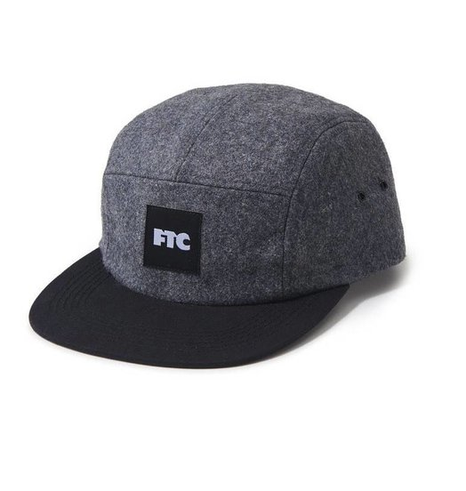 FTC FTC OG Camper Hat - Grey/Black