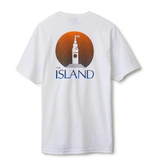 FTC FTC The Island Tee - White