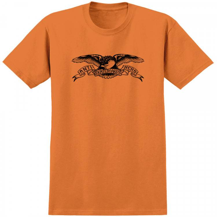 Antihero Antihero Basic Eagle Tee - Orange