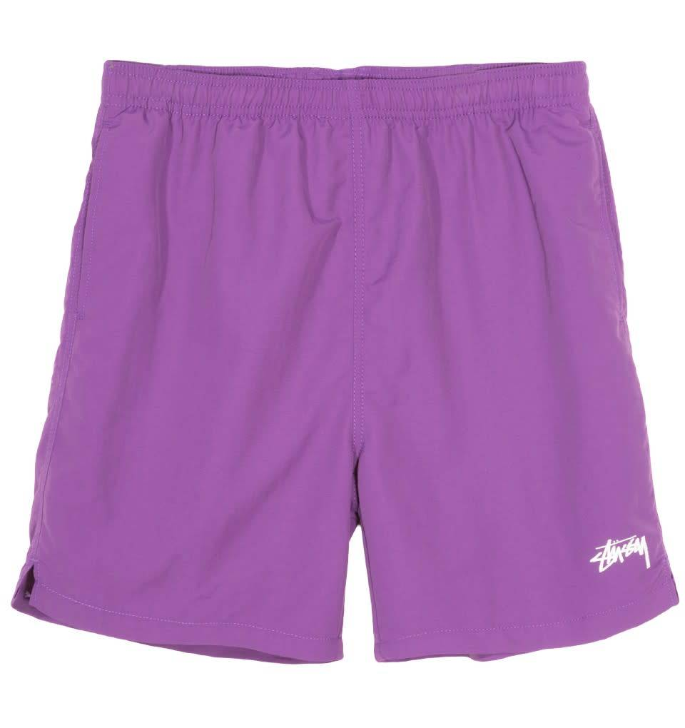 Stussy Stussy Stock Water Short - Purple