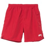 Stussy Stussy  Stock Water Short - Red