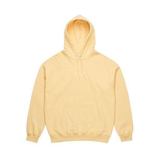 Polar Polar Default Hoodie - Light Yellow