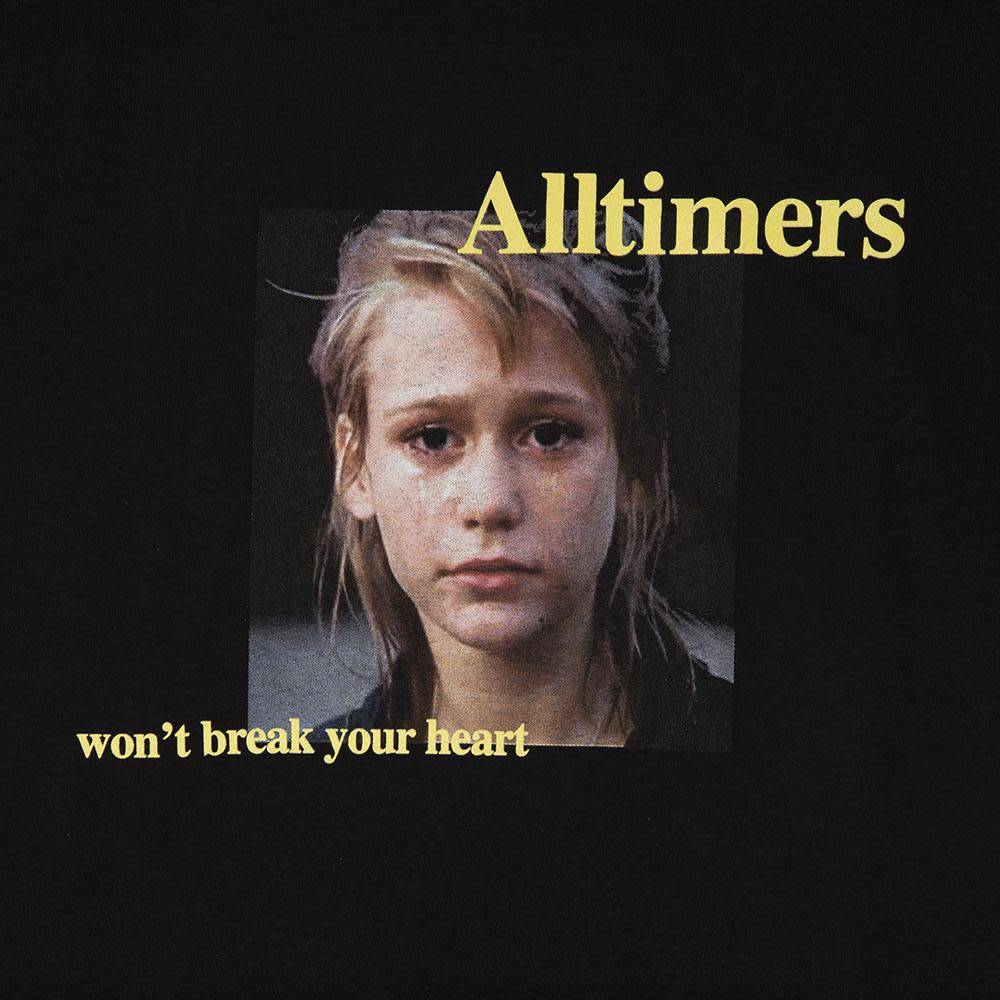 Alltimers Alltimers Heartbreaker Tee - Black