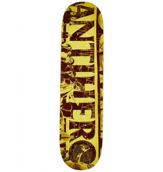 Antihero Antihero Third Quarter Deck 8.25