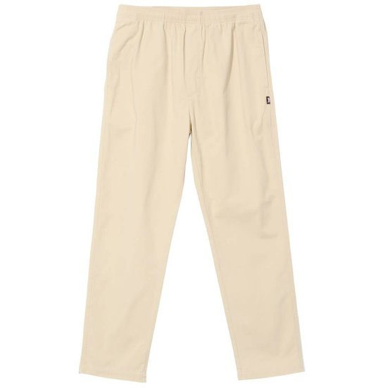 Stussy Stussy Brushed Beach Pant - Bone