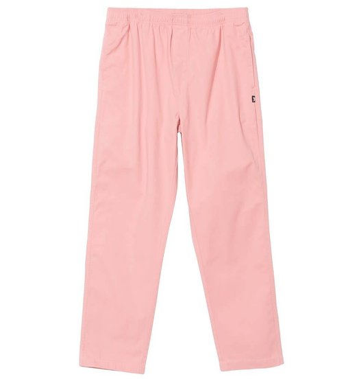 Stussy Stussy Brushed Beach Pant - Rose