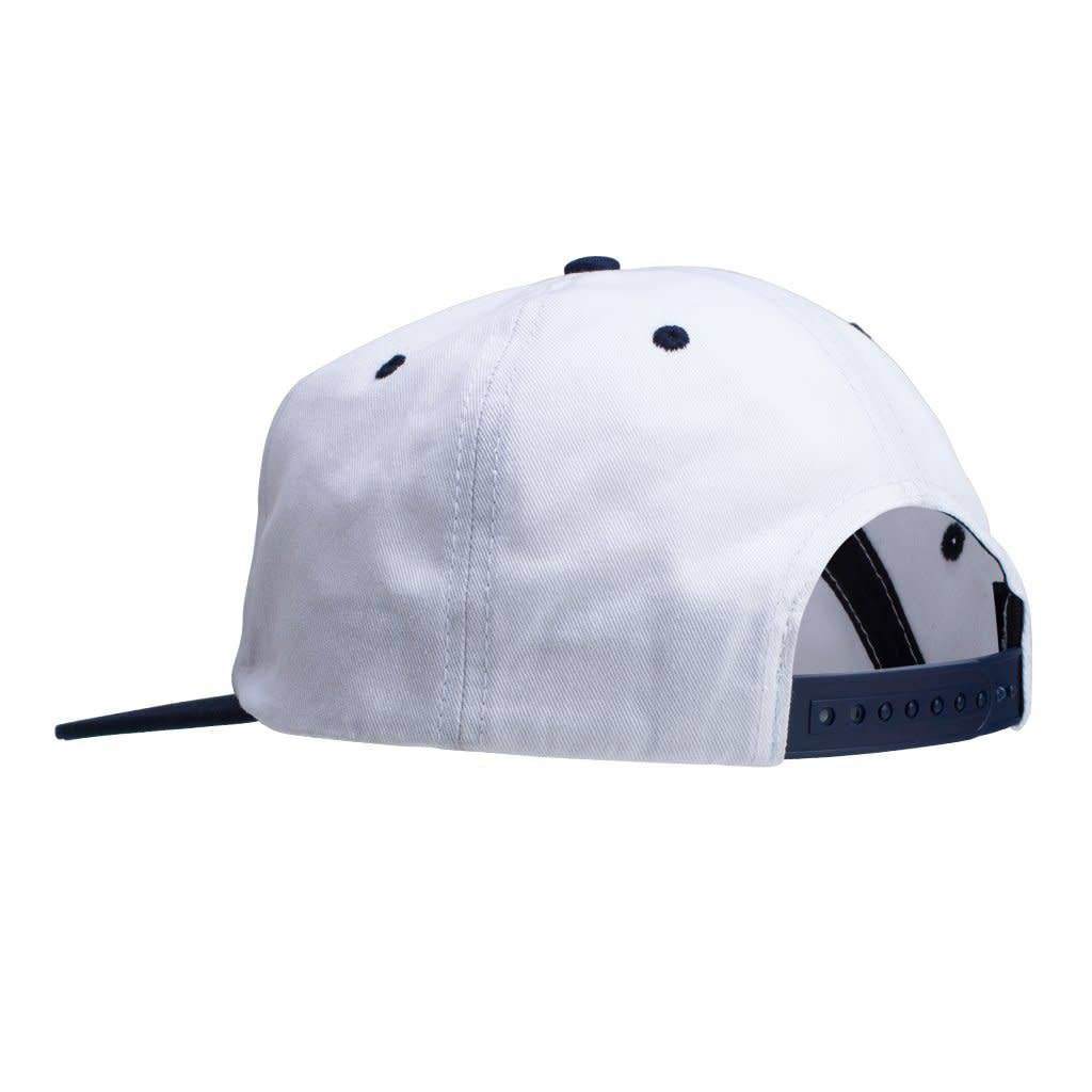 Hockey Hockey League Hat - White/Navy
