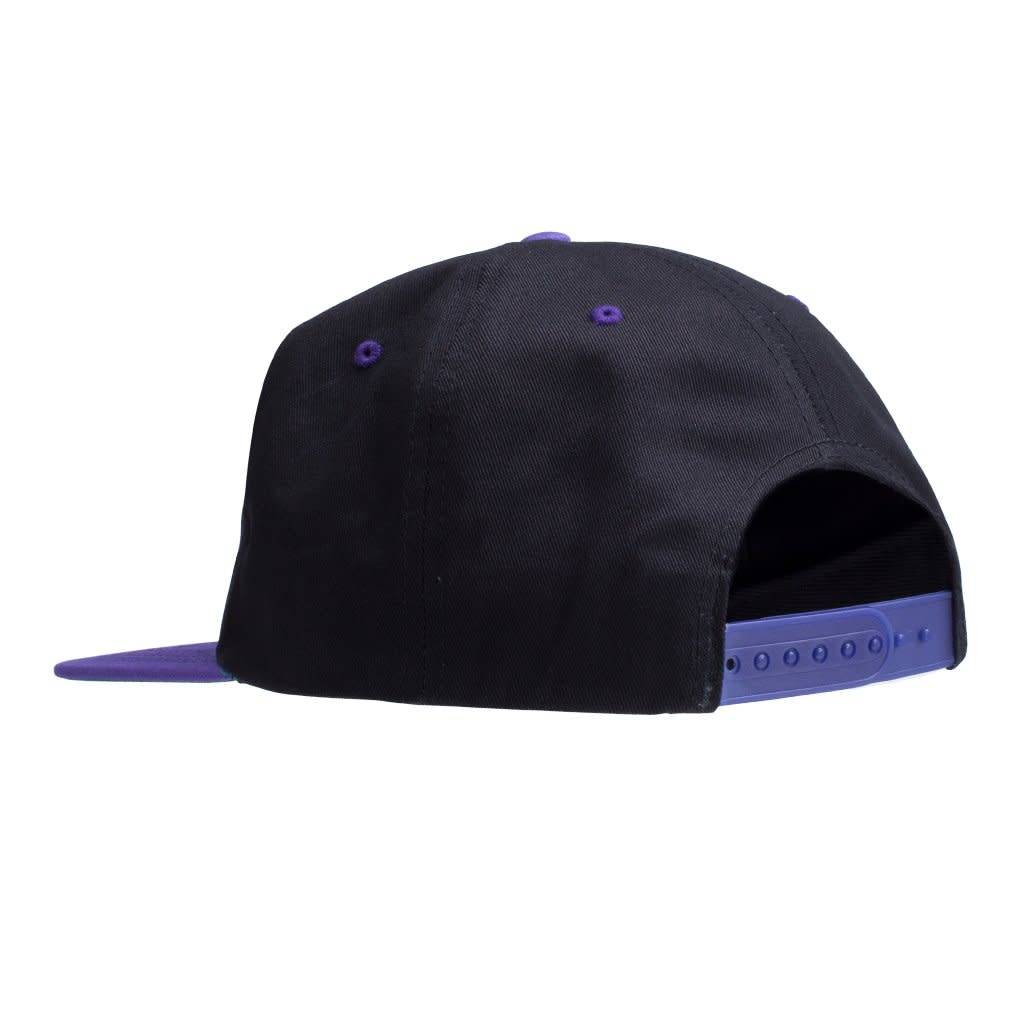 Hockey Hockey League Hat - Black/Purple