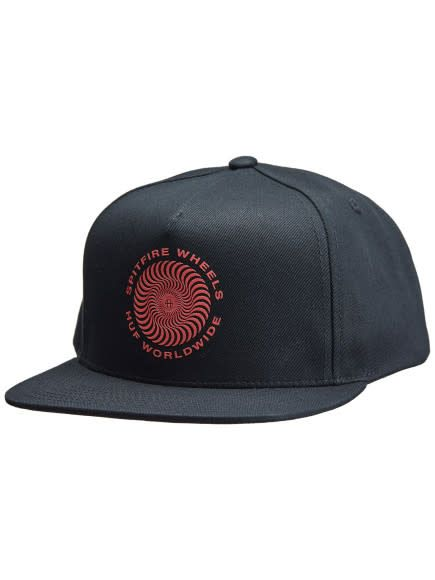 Spitfire Spitfire Huf Swirl Hat