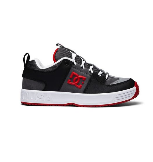 DC DC Lynx - Grey/Red