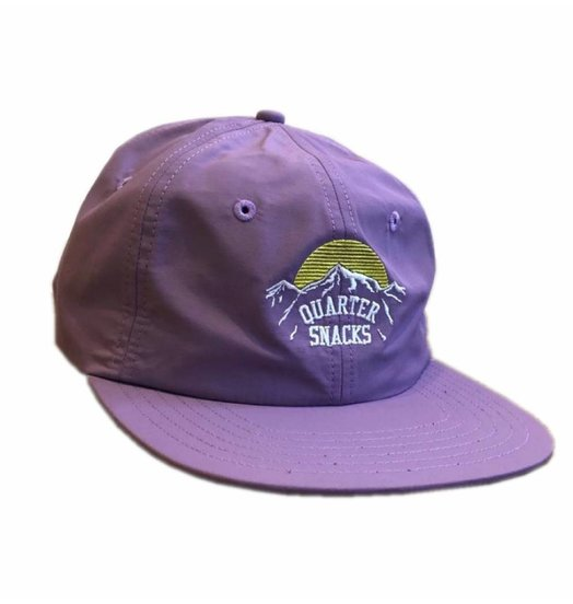 Quartersnacks Quartersnacks Mountain Cap - Lavender