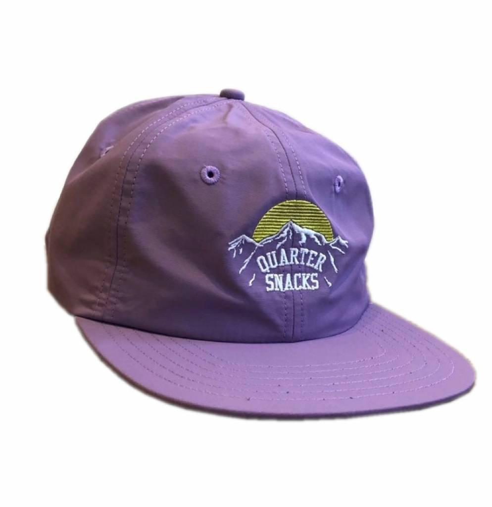 Quartersnacks Quartersnacks Mountain Cap - Lavender