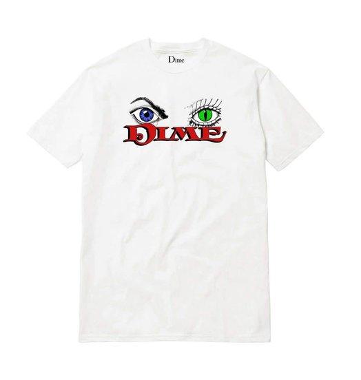 Dime Dime Morph Tee - White