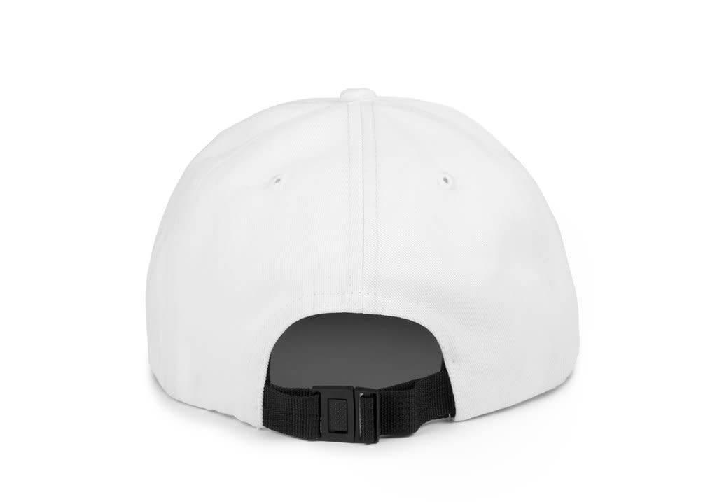 Dime Dime Classic 2-Tone Hat - White & Blue