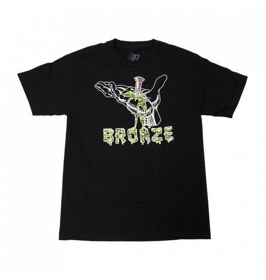 Bronze 56K Bronze 56K Crucify Me Fam Tee Black - Med