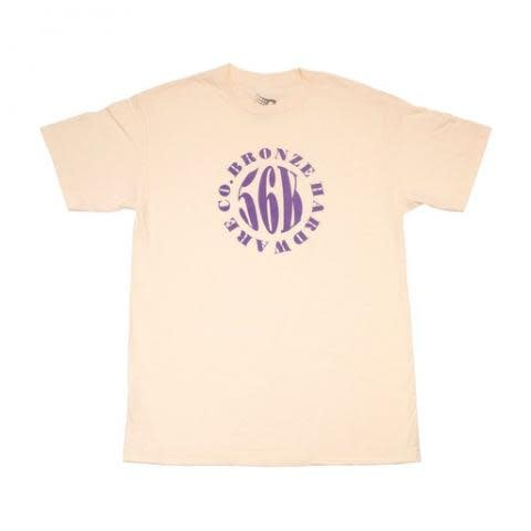 Bronze 56K Bronze 56K Movement Tee - Cream
