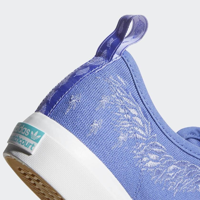 Adidas Adidas  Matchcourt RX Nora - Real Lilac/Cloud White/Chalk Purple