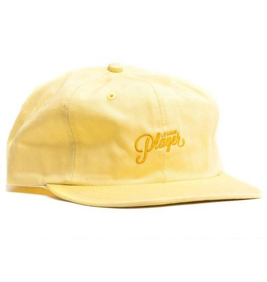 Alltimers Alltimers League Player Cap - Yellow
