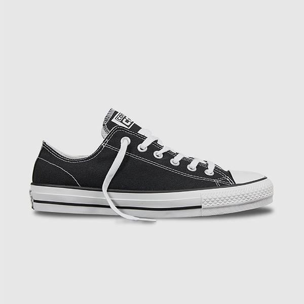 Converse Converse CTAS Low Canvas - Black/White