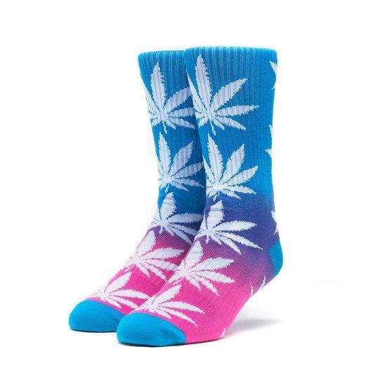 HUF Huf Plantlife Gradient Wash Socks - Blue