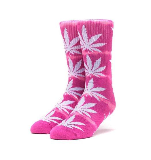 HUF Huf Plantlife Lightning Wash Socks - Pink