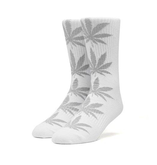 HUF Huf Plantlife Tinsel Socks - White