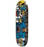 101 101 Eric Koston Hockey Reissue Deck - Silkscreened