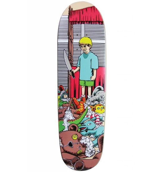 101 101 Adam McNatt Stuffed Animals Reissue Deck - Silkscreened