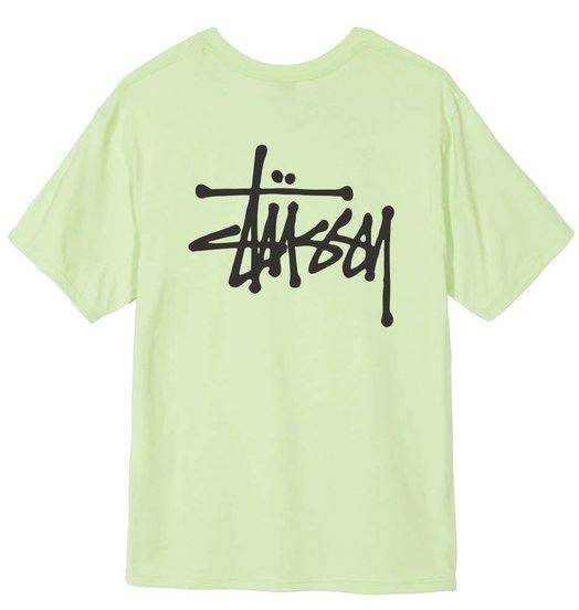 Stussy Stussy Basic Tee - Pale Green