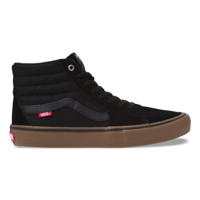 Vans SK8-Hi Pro - Black/Gum