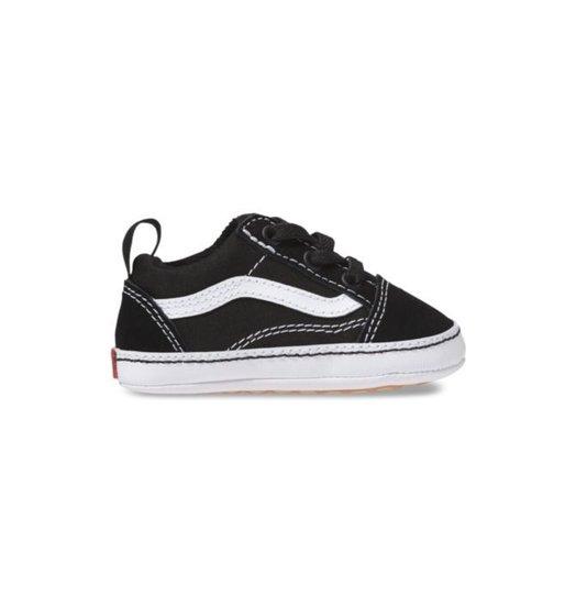 Vans Vans Old Skool Crib - Black/White