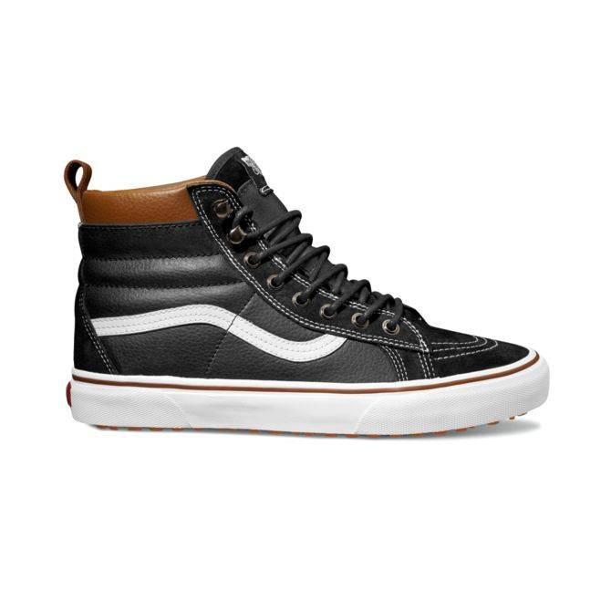 Vans SK8-Hi MTE - Black True White - Ninetimes Skate Shop 0745bcb39