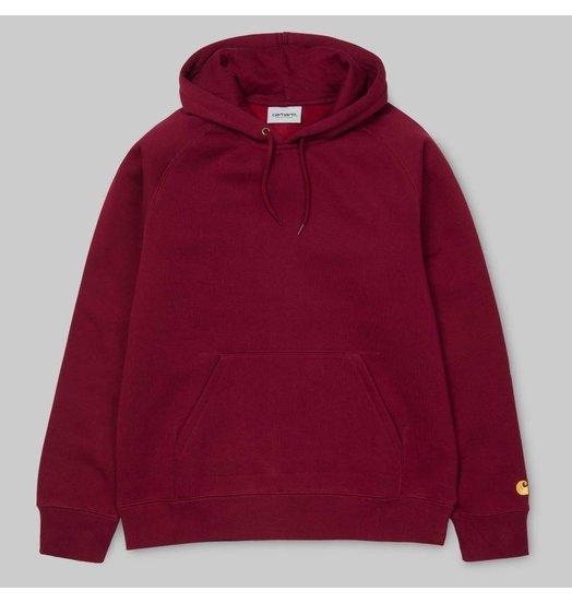 Carhartt WIP Carhartt WIP Chase Hooded Sweatshirt Mulberry