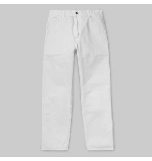 Carhartt WIP Carhartt Single Knee Pant Cotton